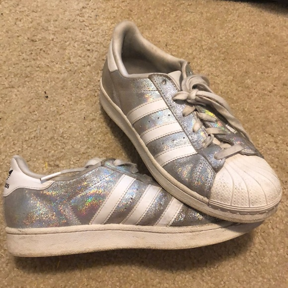 premium selection a599b dd367 hologram adidas sneakers